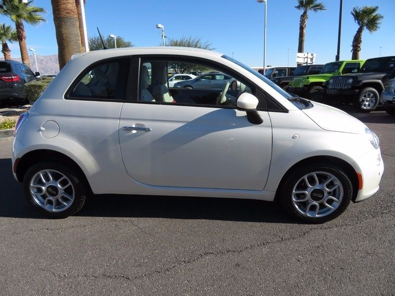 2012 FIAT 500 2dr Hatchback Pop - 17104137 - 3