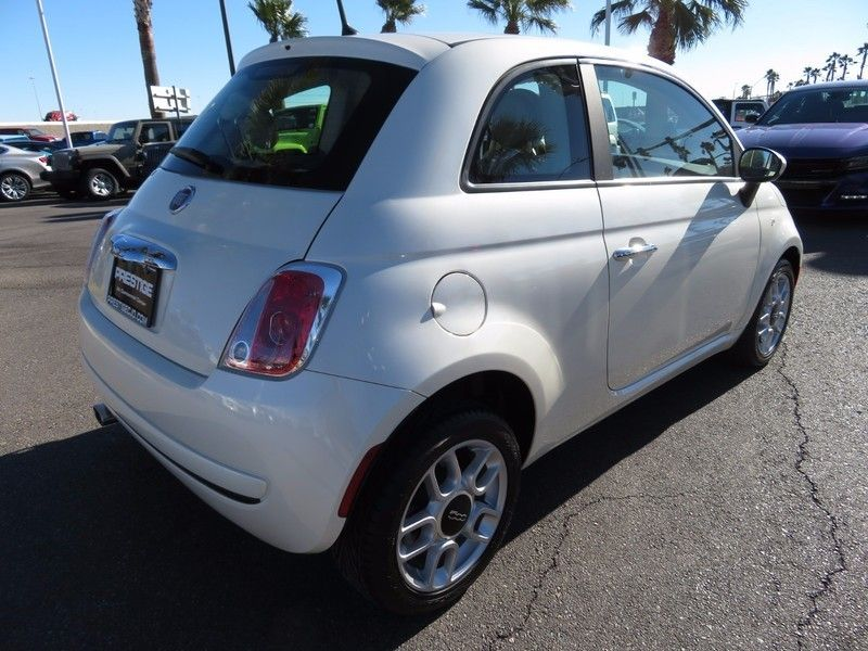 2012 FIAT 500 2dr Hatchback Pop - 17104137 - 4