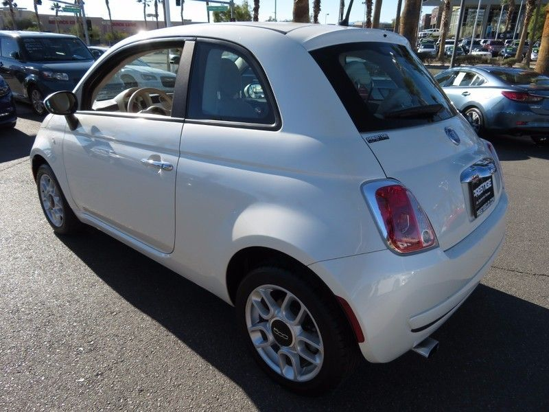 2012 FIAT 500 2dr Hatchback Pop - 17104137 - 6