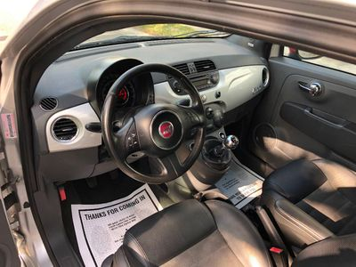 2012 FIAT 500 2dr Hatchback Sport - Click to see full-size photo viewer