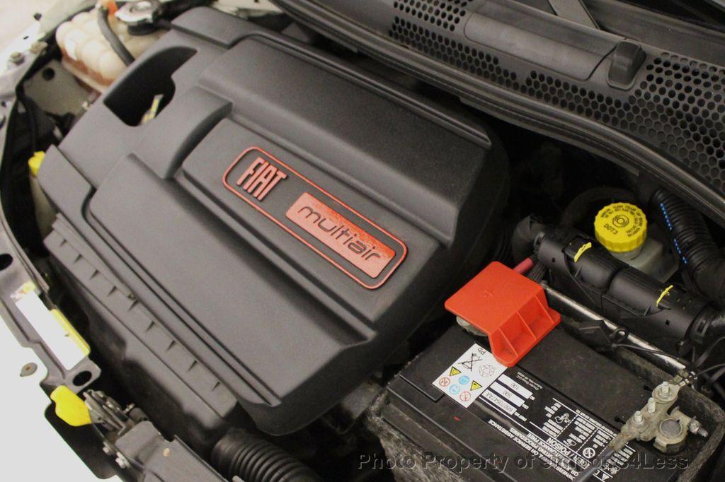 2012 FIAT 500 CERTIFIED 500C POP CONVERTIBLE - 16630358 - 18