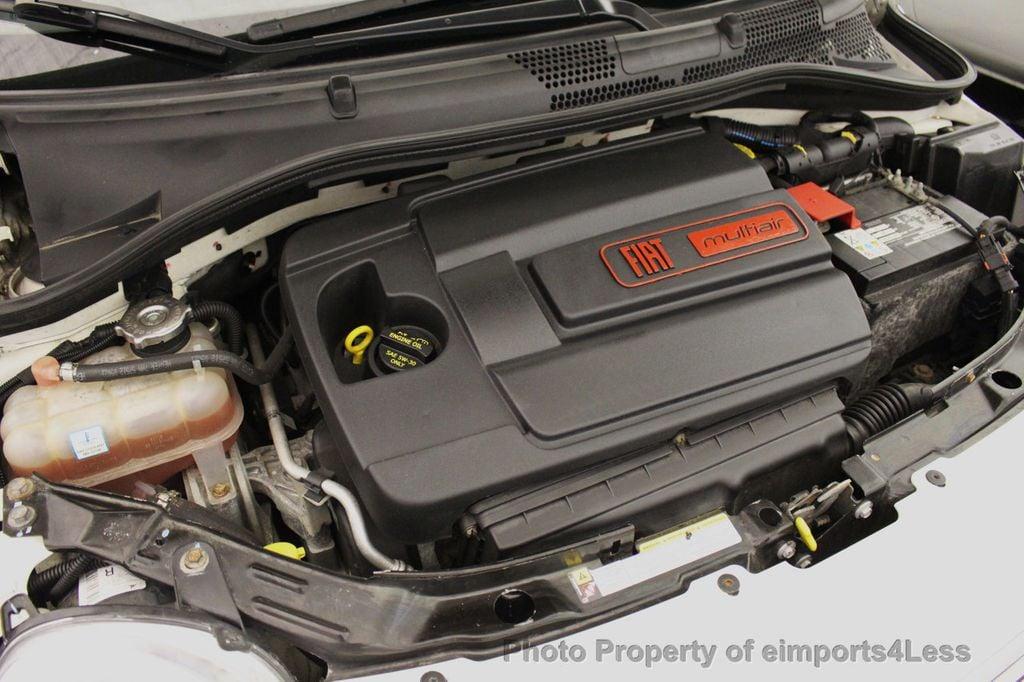 2012 FIAT 500 CERTIFIED 500C POP CONVERTIBLE - 16630358 - 20