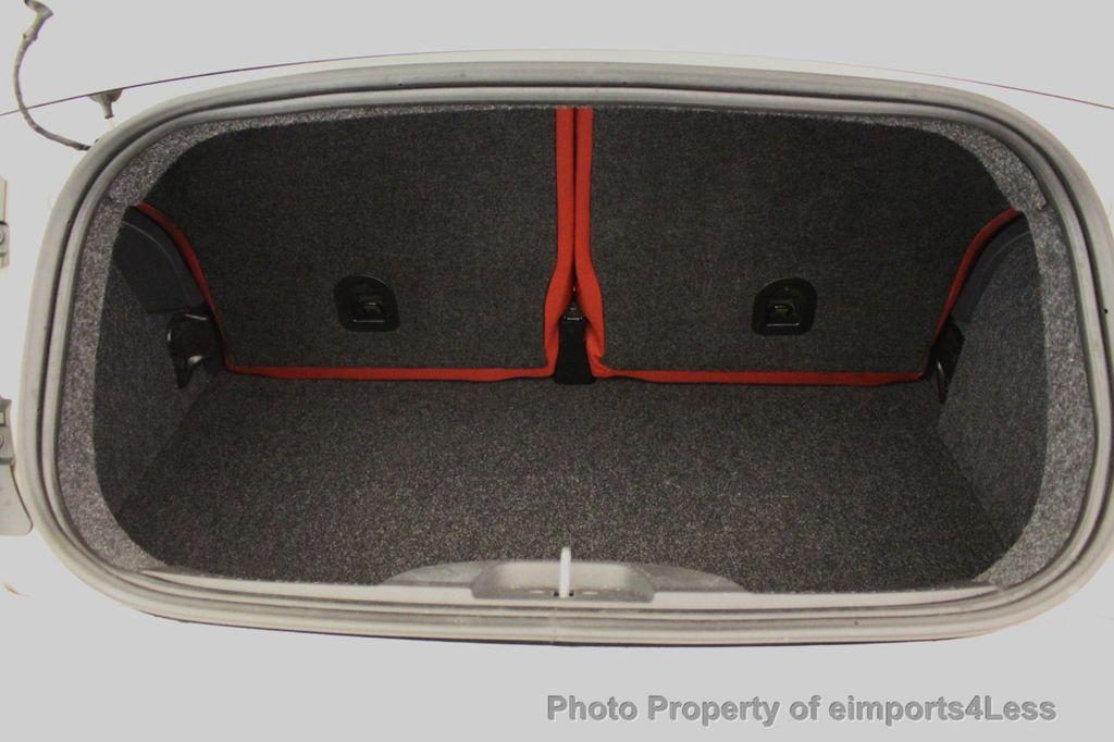 2012 FIAT 500 CERTIFIED 500C POP CONVERTIBLE - 16630358 - 21