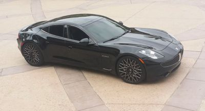 2012 Fisker Karma 4dr Sedan EcoSport - Click to see full-size photo viewer