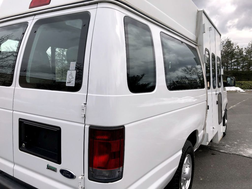 2012 Ford E350 Extended Wheelchair Van For Adults Medical Transport Mobility ADA Handicapped - 17409591 - 13