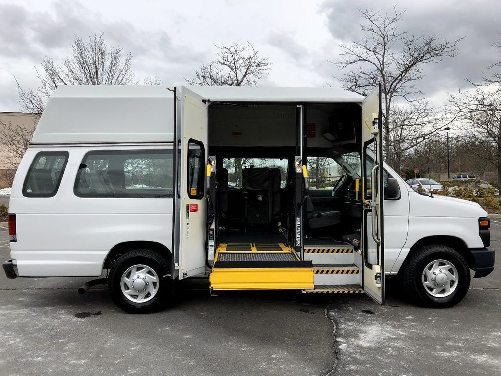 2012 Ford E350 Extended Wheelchair Van For Adults Medical Transport Mobility ADA Handicapped - 17409591 - 18