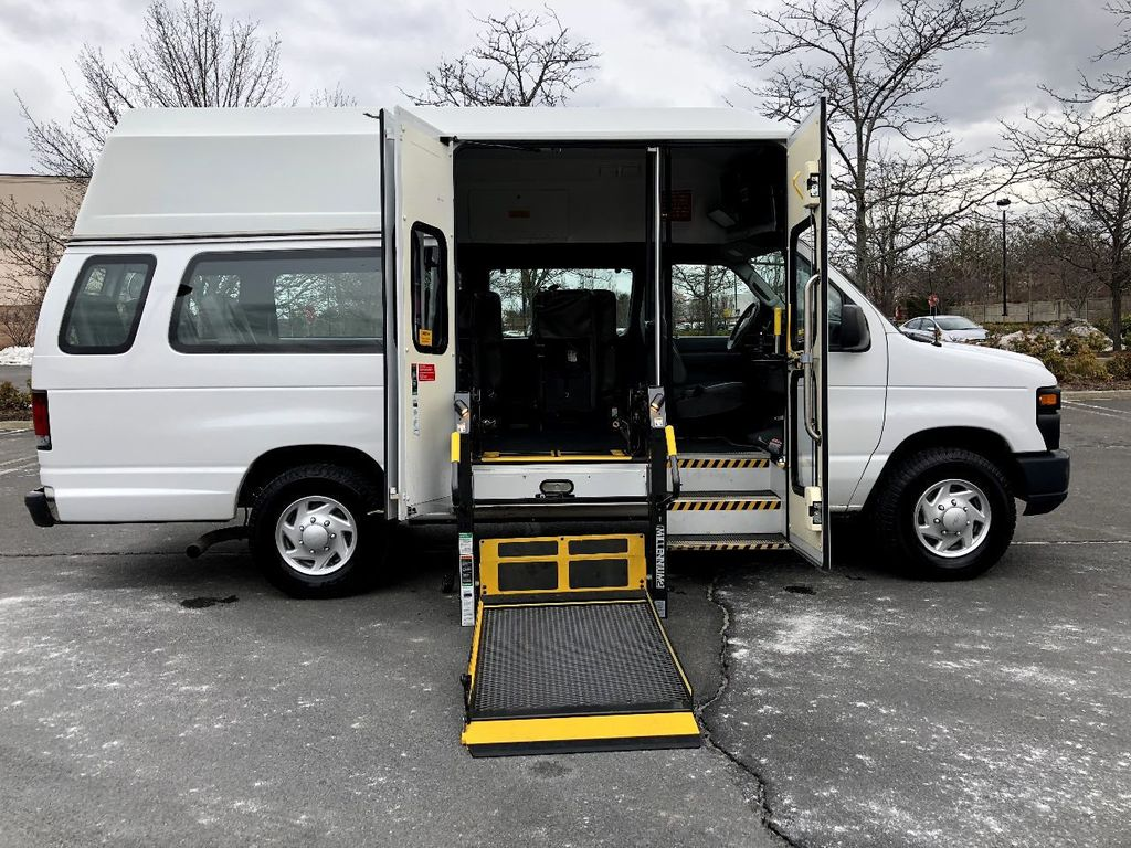 2012 Ford E350 Extended Wheelchair Van For Adults Medical Transport Mobility ADA Handicapped - 17409591 - 19