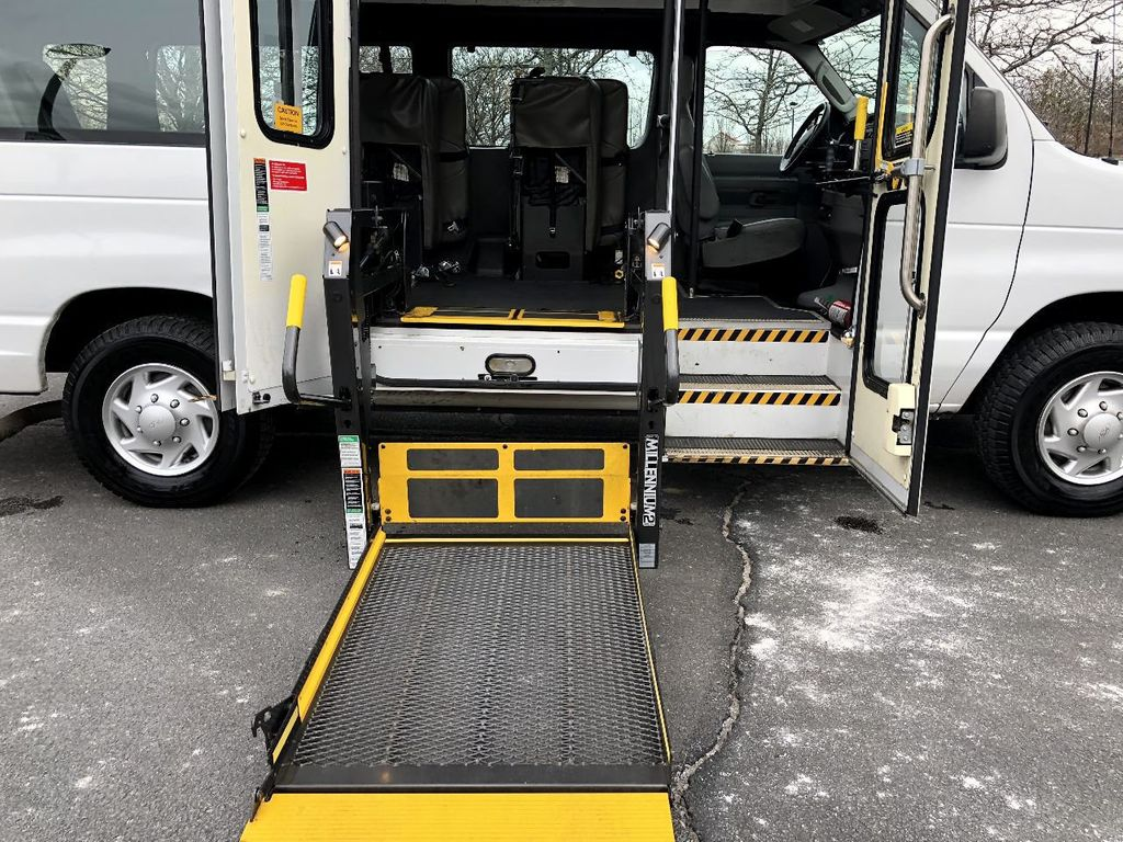 2012 Ford E350 Extended Wheelchair Van For Adults Medical Transport Mobility ADA Handicapped - 17409591 - 20