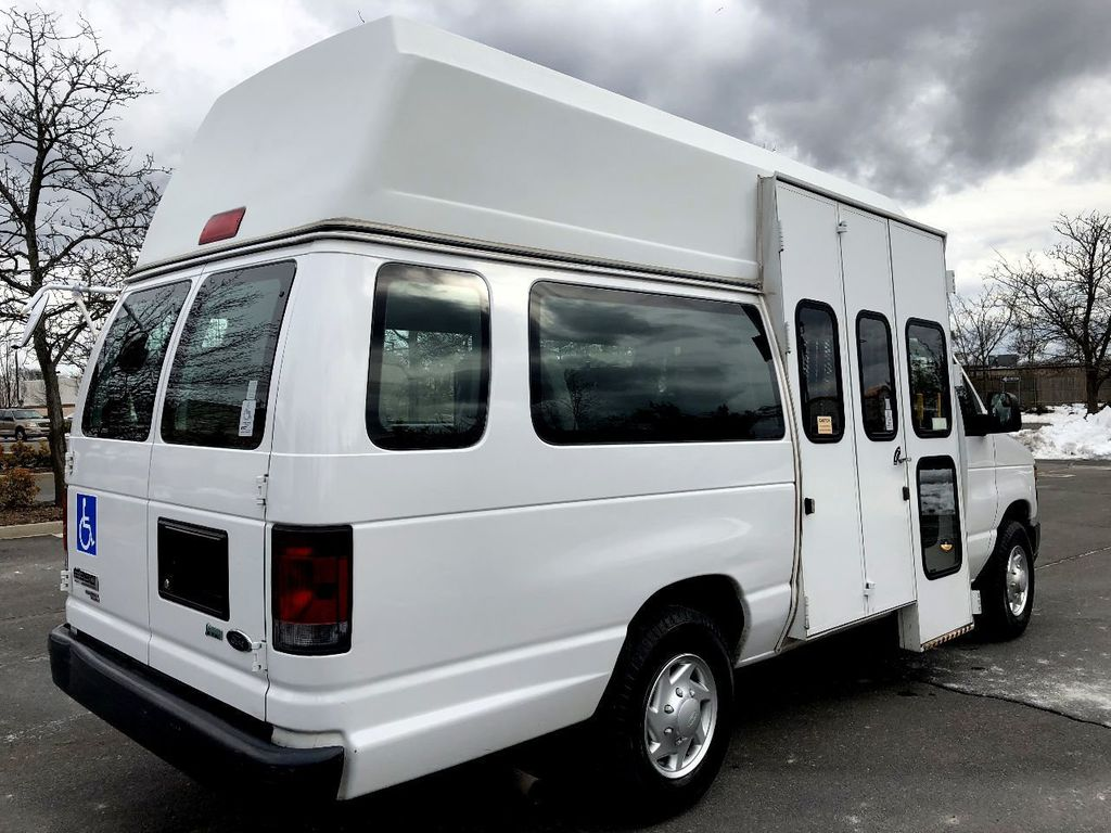 2012 Ford E350 Extended Wheelchair Van For Sale For Adults Medical Transport Mobility ADA Handicapped - 17409591 - 14