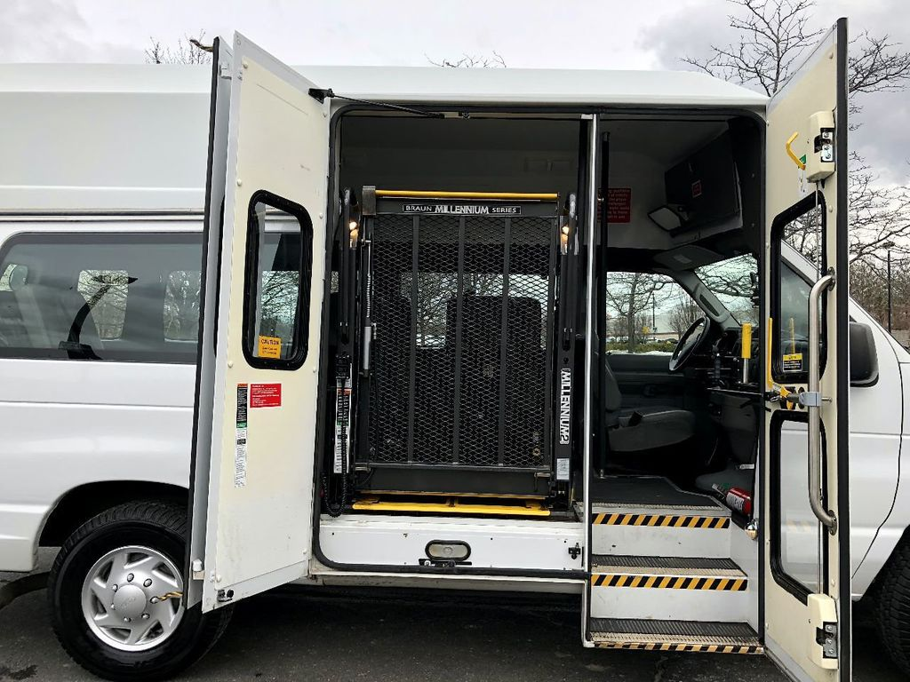 2012 Ford E350 Extended Wheelchair Van For Sale For Adults Medical Transport Mobility ADA Handicapped - 17409591 - 17