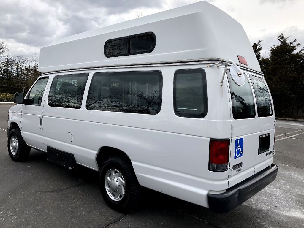 2012 Ford E350 Extended Wheelchair Van For Sale For Adults Medical Transport Mobility ADA Handicapped - 17409591 - 5