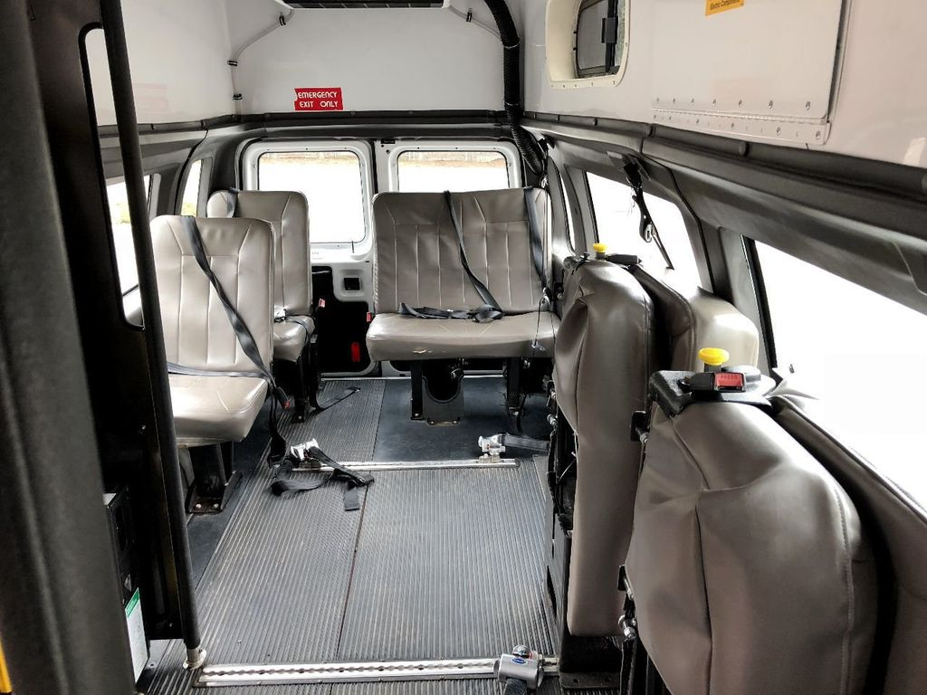 2012 Ford E350 Extended Wheelchair Van For Sale For Adults Medical Transport Mobility ADA Handicapped - 17409591 - 7