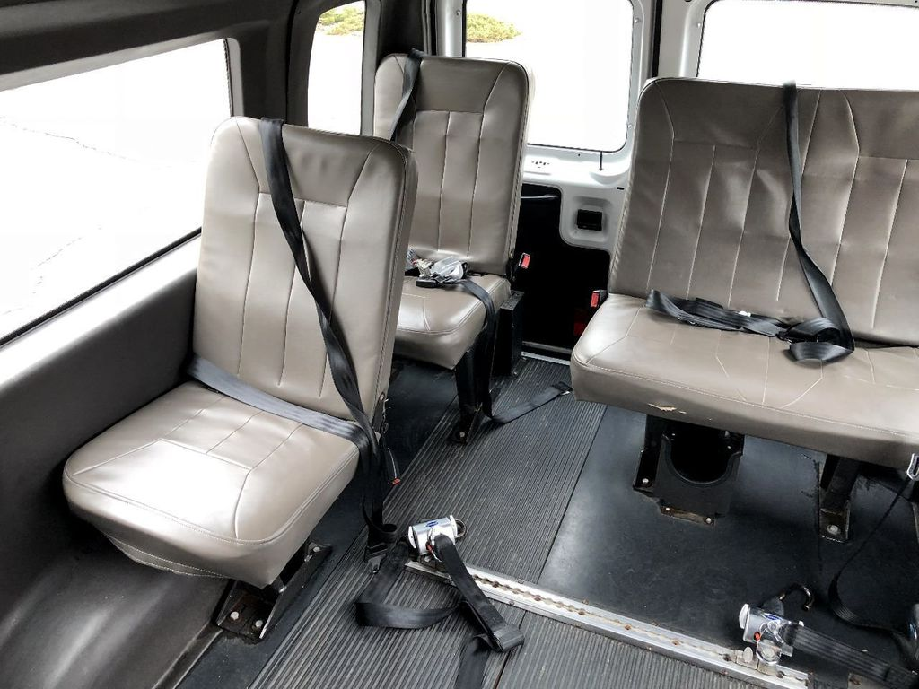 2012 Ford E350 Extended Wheelchair Van For Sale For Adults Medical Transport Mobility ADA Handicapped - 17409591 - 8