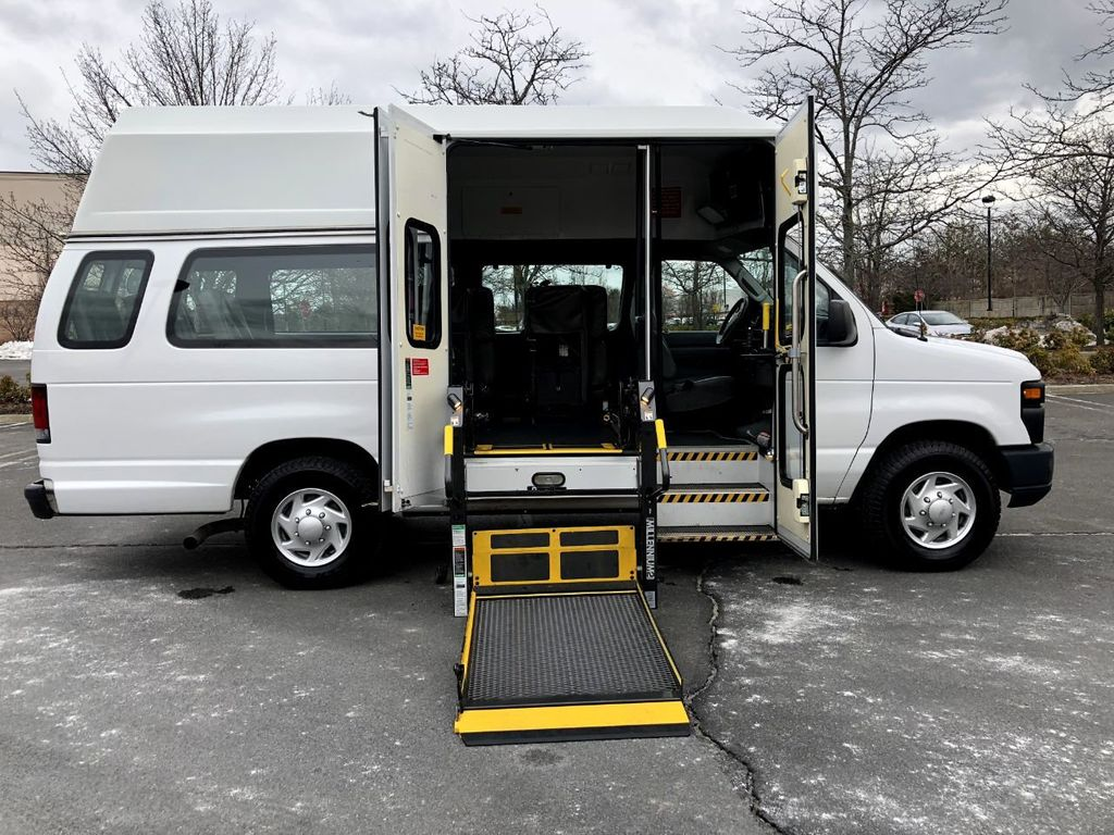 2012 Ford E350 Wheelchair Van For Adults Medical Transport Mobility ADA Handicapped - 17409588 - 9