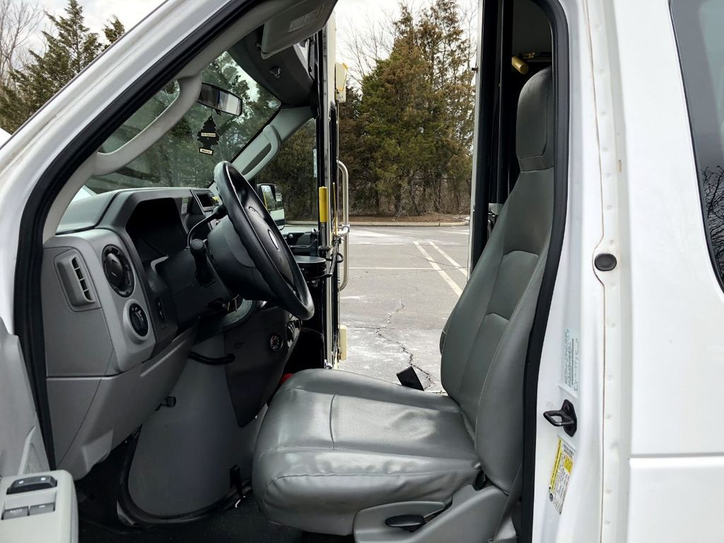 2012 Ford E350 Wheelchair Van For Adults Medical Transport Mobility ADA Handicapped - 17409588 - 14