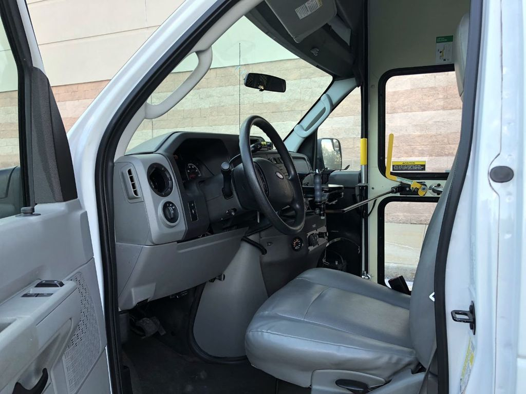 2012 Ford E350 Wheelchair Van For Adults Medical Transport Mobility ADA Handicapped - 17409588 - 15