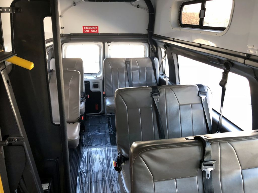2012 Ford E350 Wheelchair Van For Adults Medical Transport Mobility ADA Handicapped - 17409588 - 21