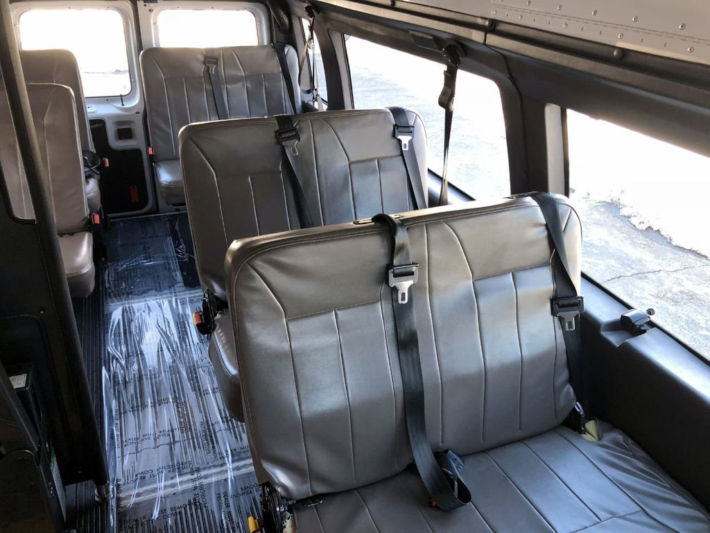 2012 Ford E350 Wheelchair Van For Sale For Adults Medical Transport Mobility ADA Handicapped - 17409588 - 19