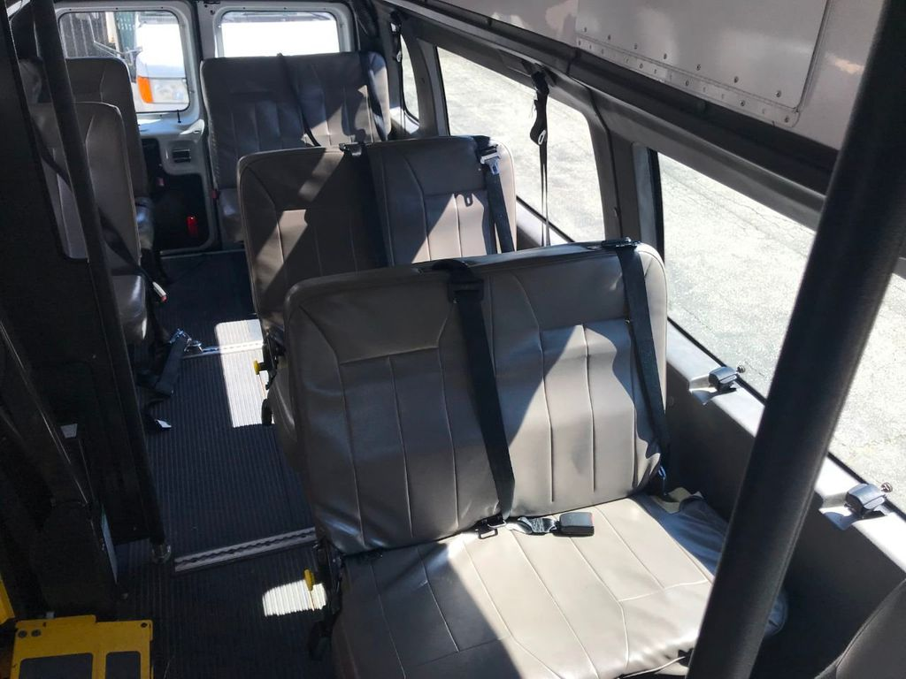 2012 Ford E350 Wheelchair Van For Sale For Adults Medical Transport Mobility ADA Handicapped - 17409588 - 27