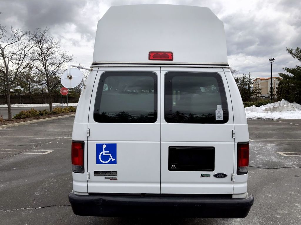 2012 Ford E350 Wheelchair Van For Sale For Adults Medical Transport Mobility ADA Handicapped - 17409588 - 5
