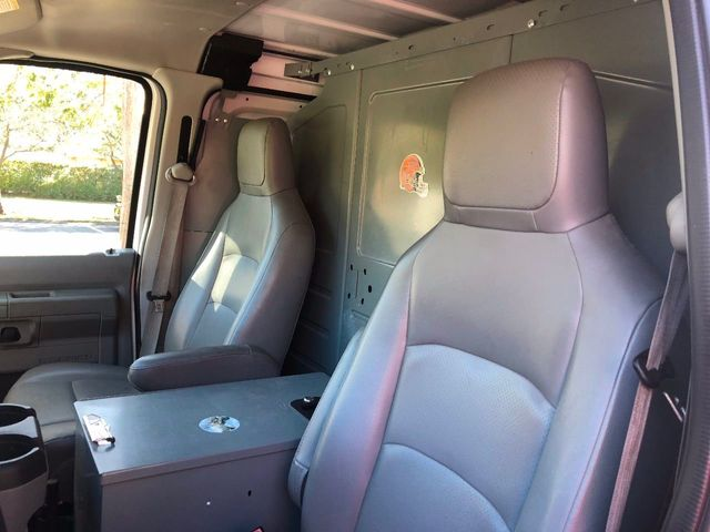 2012 Ford Econoline Cargo Van  - Click to see full-size photo viewer
