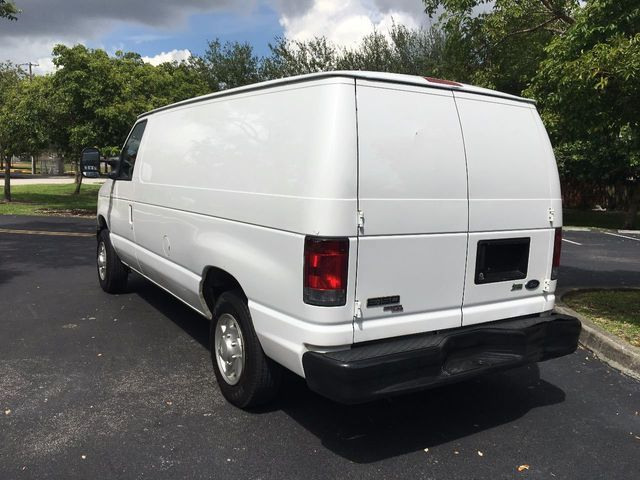 2012 Ford Econoline Cargo Van E-150 Commercial - Click to see full-size photo viewer