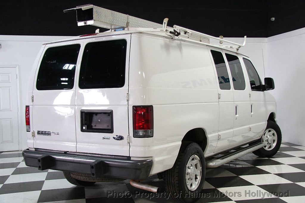 Commercial Truck Sales >> 2012 Used Ford Econoline Cargo Van E-250 Commercial at Haims Motors Serving Fort Lauderdale ...