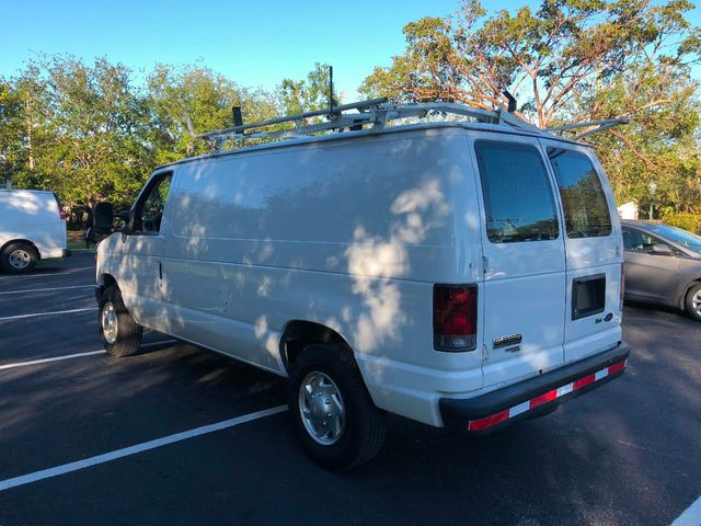 2012 Ford Econoline Cargo Van E-250 Commercial - Click to see full-size photo viewer