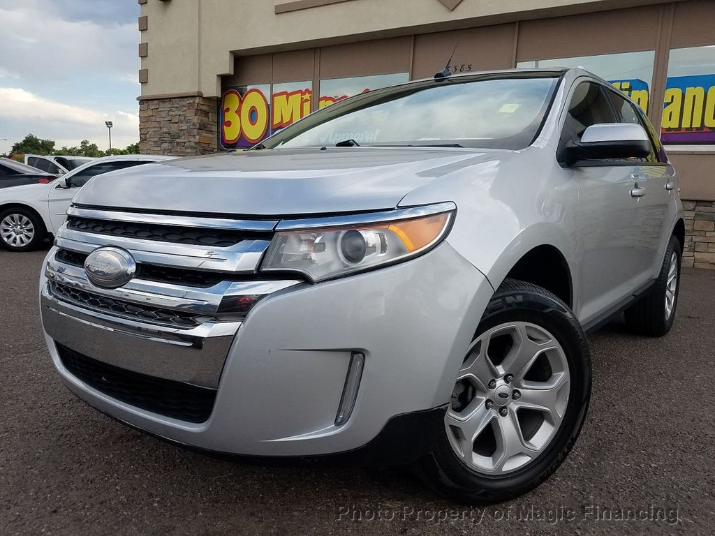 2012 Ford Edge 4dr SEL FWD - 17824547 - 2