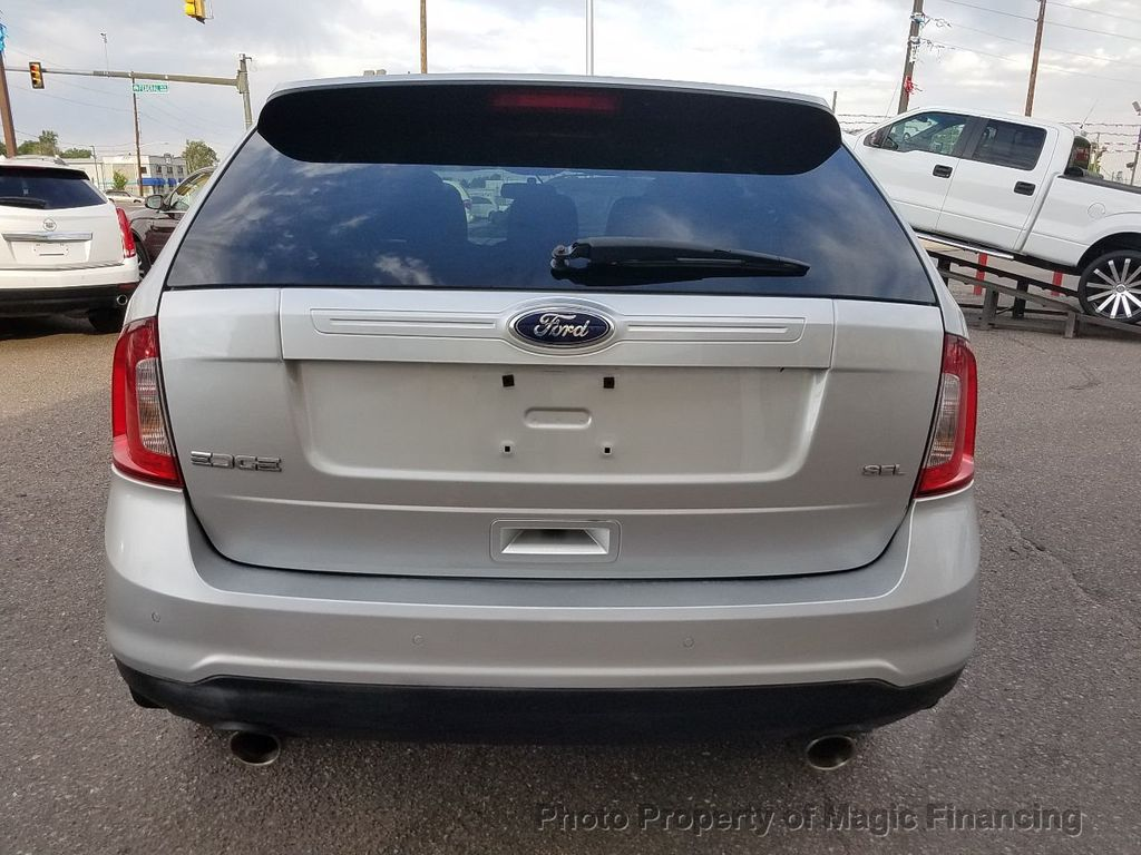 2012 Ford Edge 4dr SEL FWD - 17824547 - 5