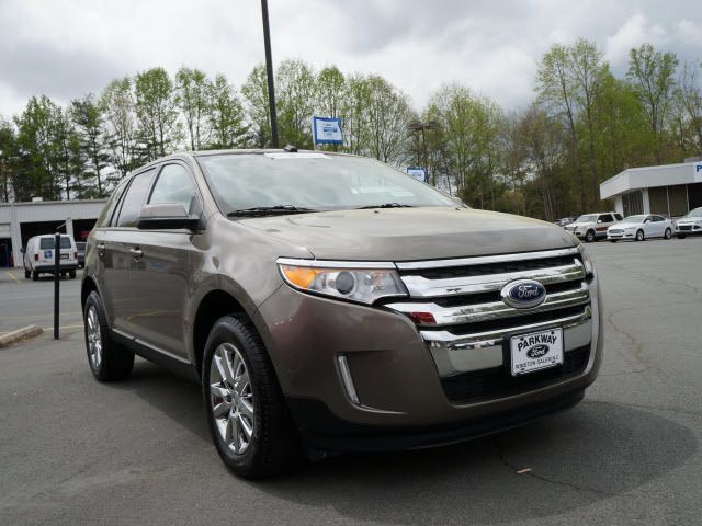 2012 Ford Edge 4dr SEL FWD - 11923066 - 0