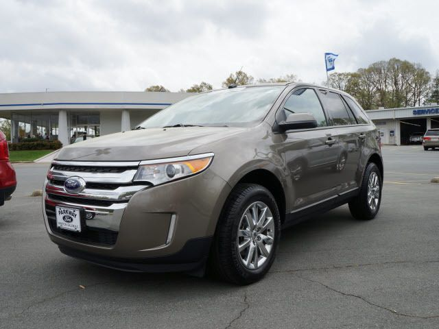 2012 Ford Edge 4dr SEL FWD - 11923066 - 3