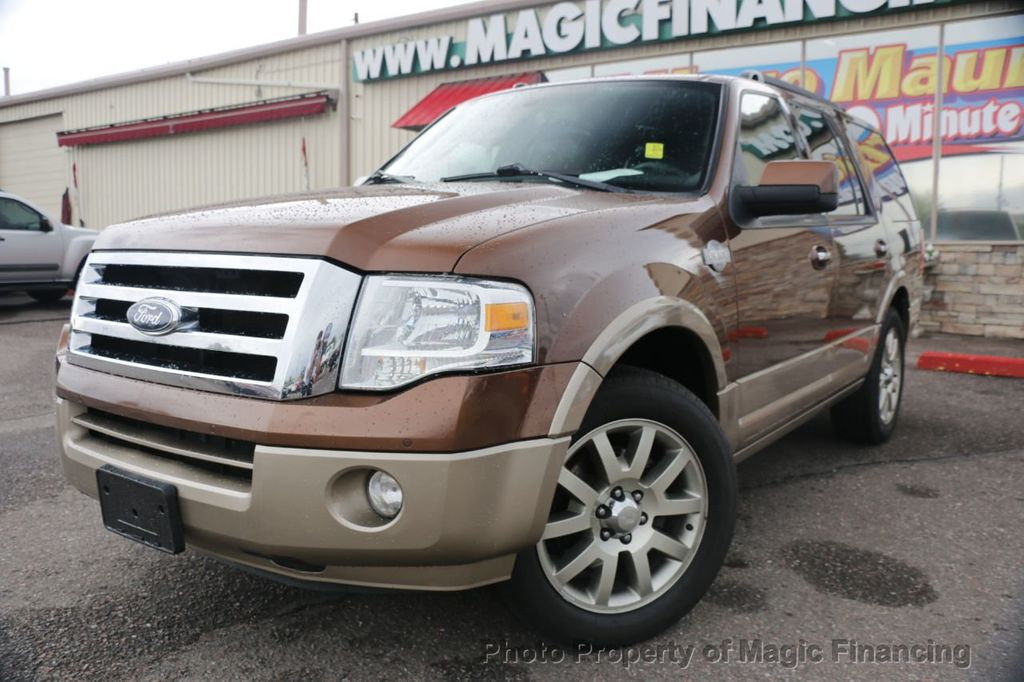 2012 Ford Expedition  - 17809593 - 2
