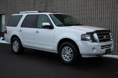 2012 Ford Expedition 4WD LIMITED NAVIGATION LEATHER MOONROOF  SUV