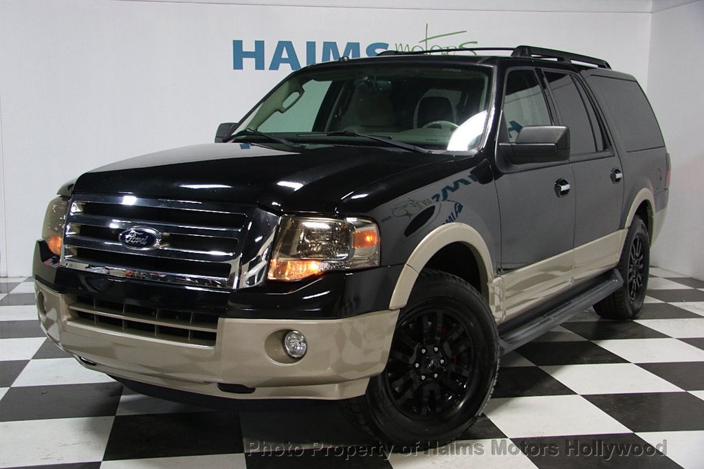 2012 Used Ford Expedition El 2wd 4dr Xlt At Haims Motors