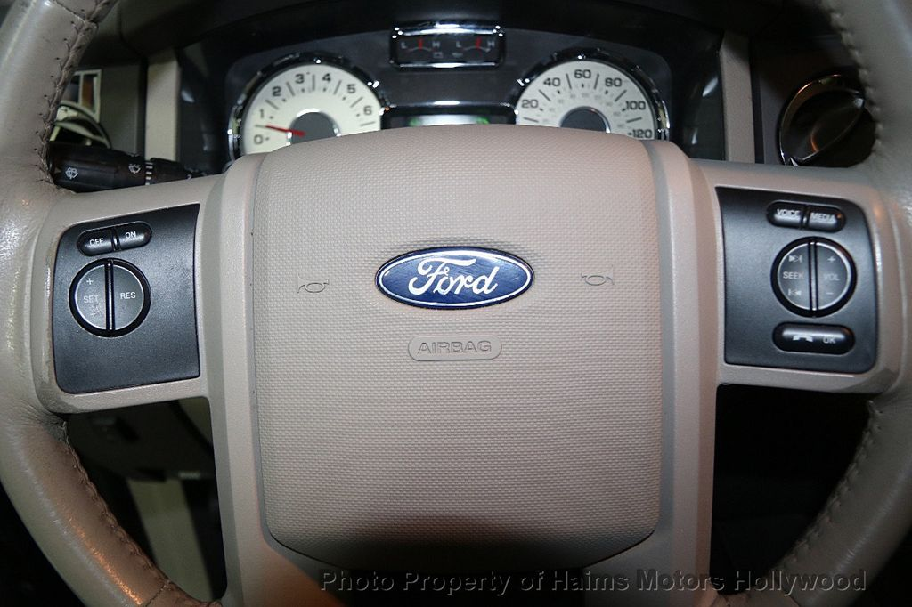 2012 Ford Expedition EL 2WD 4dr XLT - 16248934 - 27