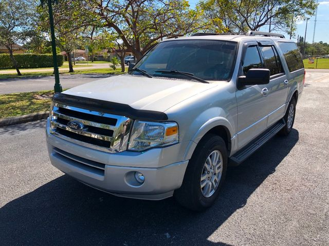Ford Expedition El >> 2012 Used Ford Expedition El 2wd 4dr Xlt At A Luxury Autos