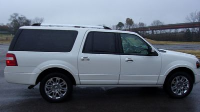 2012 Ford Expedition EL 4WD 4dr Limited SUV