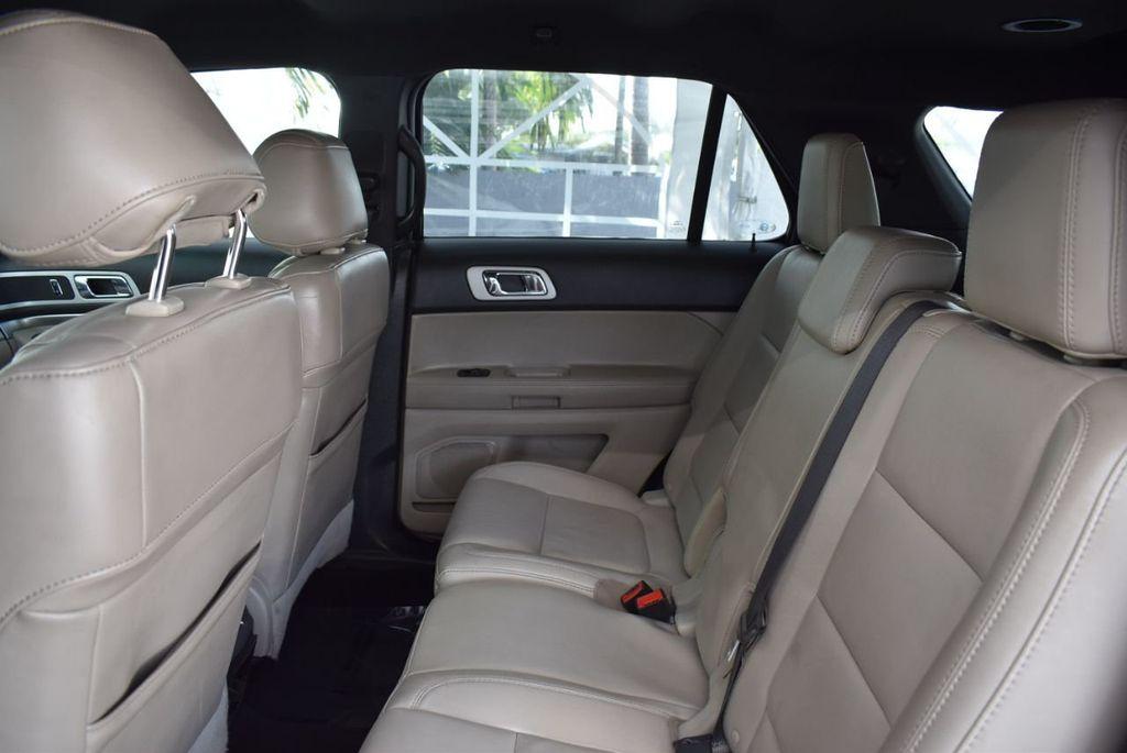 2012 Ford Explorer FWD 4dr XLT - 16518992 - 10