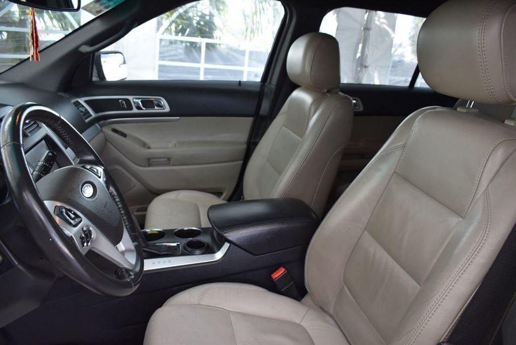 2012 Ford Explorer FWD 4dr XLT - 16518992 - 12