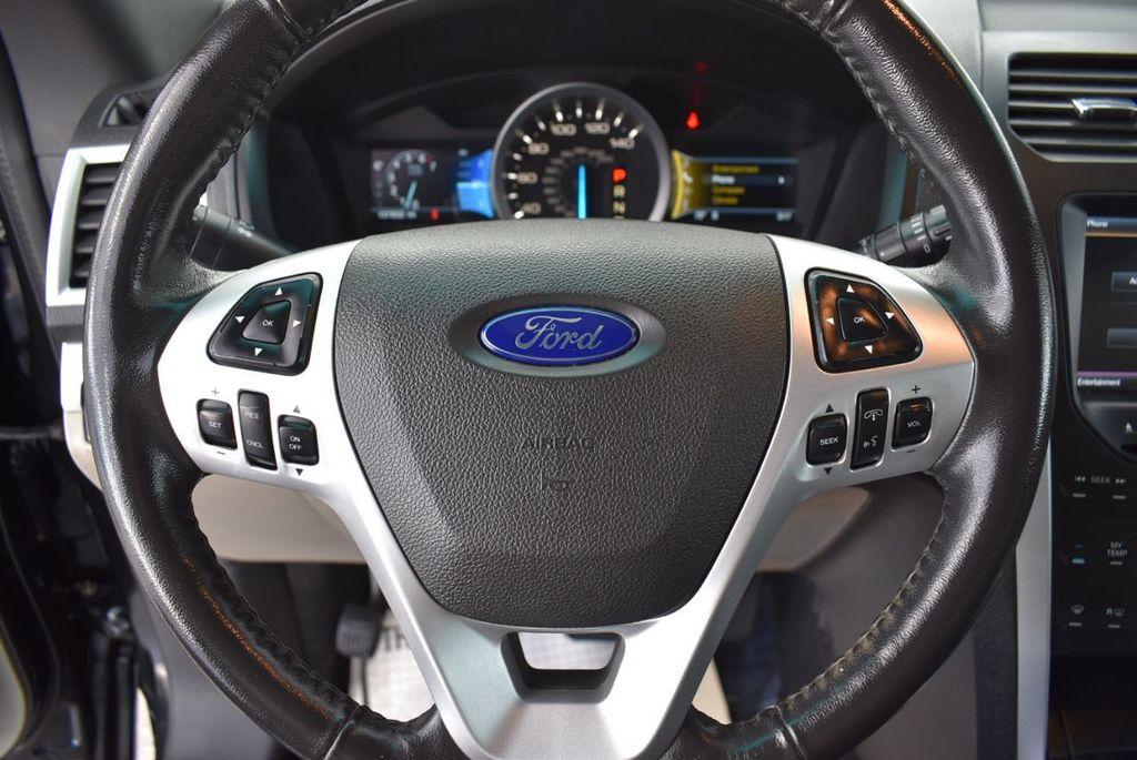 2012 Ford Explorer FWD 4dr XLT - 16518992 - 15