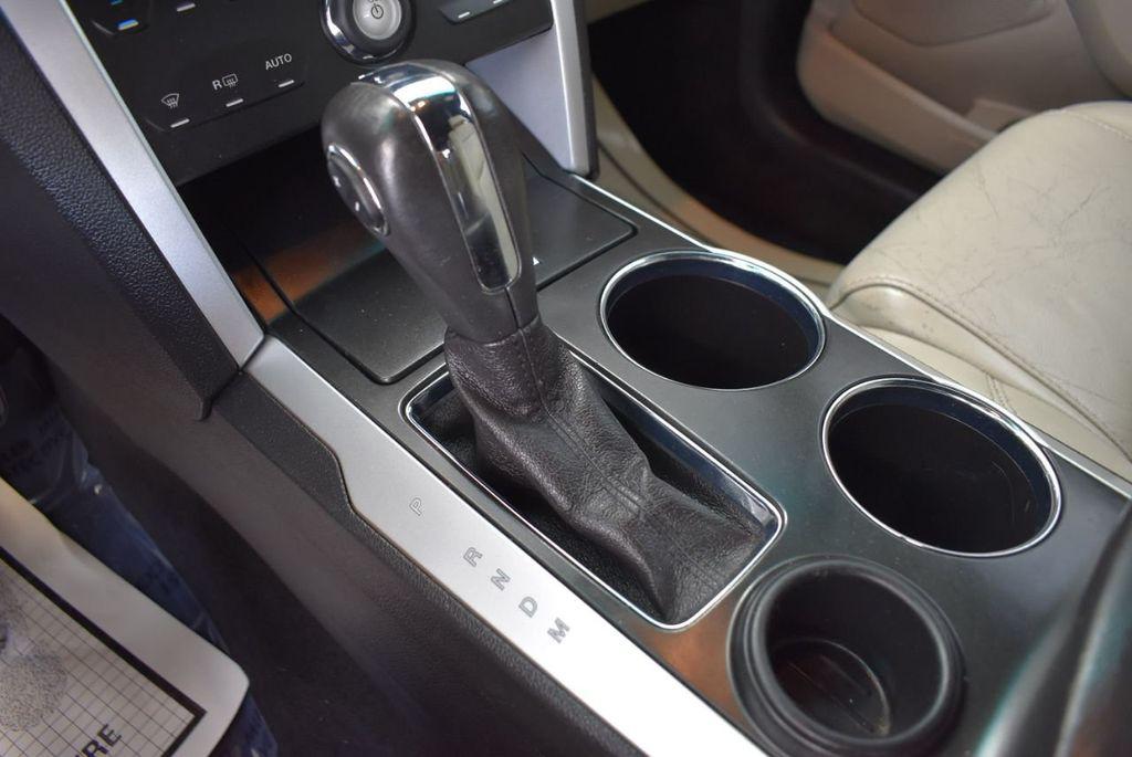 2012 Ford Explorer FWD 4dr XLT - 16518992 - 19