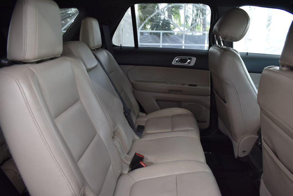 2012 Ford Explorer FWD 4dr XLT - 16518992 - 20