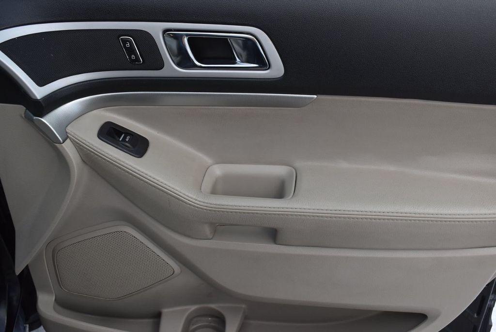 2012 Ford Explorer FWD 4dr XLT - 16518992 - 22