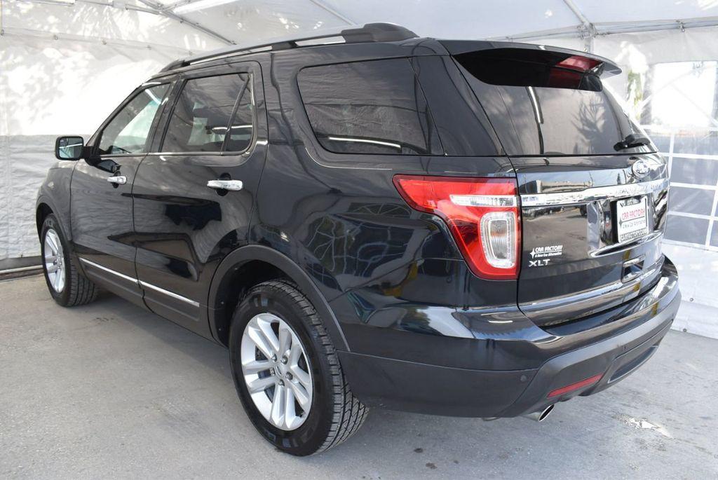 2012 Ford Explorer FWD 4dr XLT - 16518992 - 4