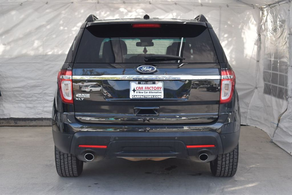 2012 Ford Explorer FWD 4dr XLT - 16518992 - 5
