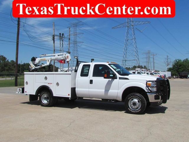 2012 Ford F350 Mechanics Service Truck 4x4 - 15792691 - 0