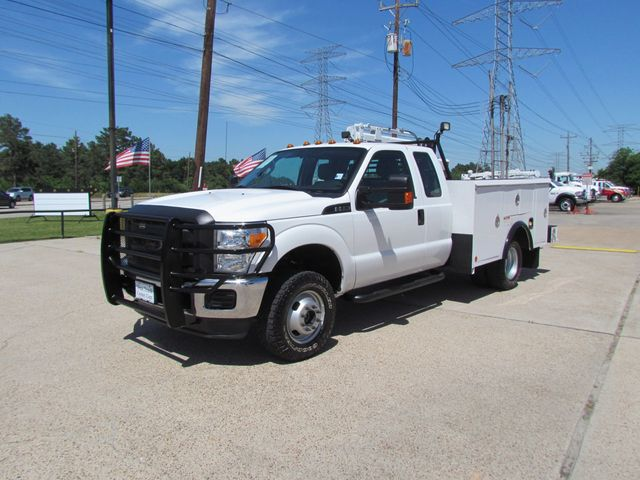2012 Ford F350 Mechanics Service Truck 4x4 - 15792691 - 3
