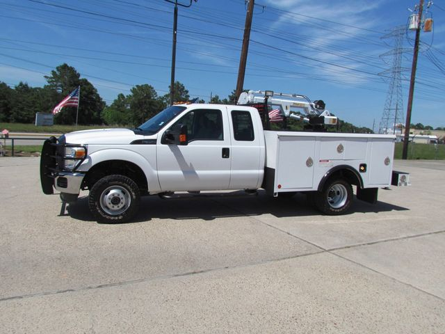2012 Ford F350 Mechanics Service Truck 4x4 - 15792691 - 4