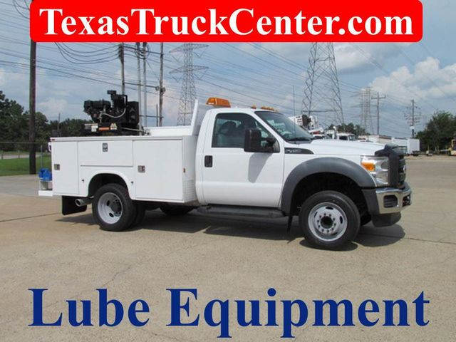2012 Ford F450 Fuel - Lube Truck 4x2 - 14678323 - 0